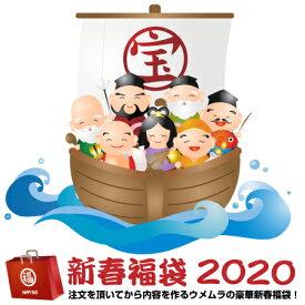 2020年 新春 ワイン福袋(あ) 6本