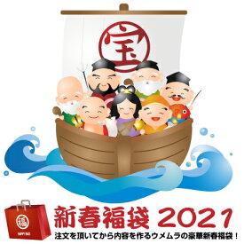 2021年 新春 ワイン福袋(あ) 6本