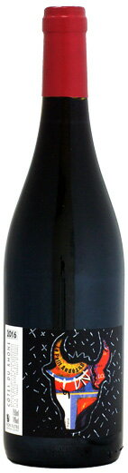 ダンデゾン (エステザルグ葡萄栽培者組合) コート・デュ・ローヌ・ルージュ ル・プティ・アンデゾン [2016]750ml