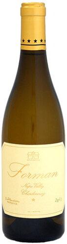 フォアマン・シャルドネ・ナパ・ヴァレー[2011]750ml(アメリカカルフォルニア・白ワイン)