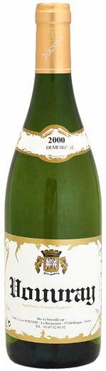 カーヴ・プサン ヴーヴレ ドゥミ・セック[2000]750ml (白ワイン)
