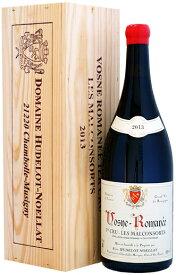 【マグナム瓶】アラン・ユドロ・ノエラ ヴォーヌ・ロマネ 1er レ・マルコンソール [2013]1500ml 木箱入り