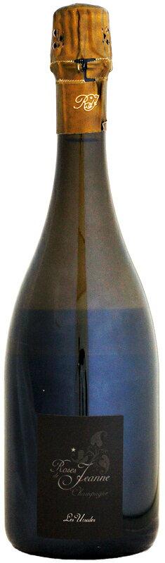 (2013) セドリック・ブシャール ローズ・ド・ジャンヌ レ・ズルシュール ブラン・ド・ノワール 750ml