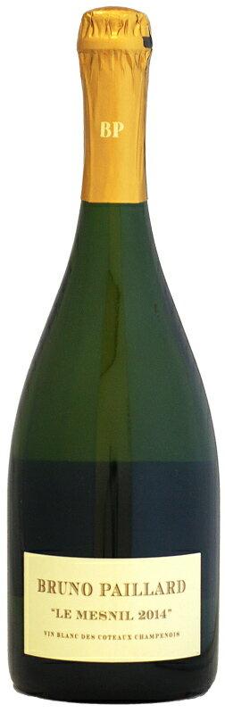 ブルーノ・パイヤール ル・メニル コトー・シャンプノワ [2014]750ml (白ワイン)
