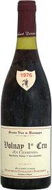[1976] モンテリー・ドゥエレ・ポルシュレ ヴォルネイ 1er アン・シャンパン 750ml