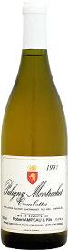 ロベール・アンポー ピュリニー・モンラッシェ 1er レ・コンベット [1997]750ml (白ワイン)