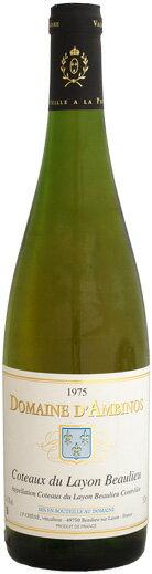 ドメーヌ・ダンビーノ コトー・デュ・レイヨン・ボーリュー [1975]750ml (白ワイン)