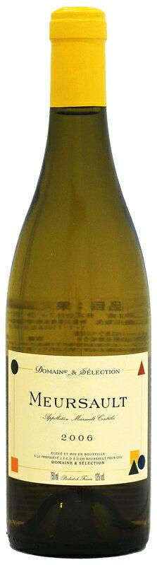 コシュ・デュリ ムルソー・ヴィルイユ VV [2006]750ml (ドメーヌ&セレクション)