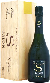 Champagne SALON (シャンパーニュ サロン)[1997]750ml 木箱入り