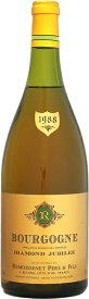 【マグナム瓶】ルモワスネ ブルゴーニュ・ブラン ディアマン・ジュビリ [1988]1500ml (白ワイン)