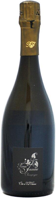 (2016) セドリック・ブシャール ローズ・ド・ジャンヌ コート・ド・ヴァル・ヴィレーヌ ブラン・ド・ノワール 750ml