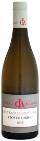 ドメーヌ・ド・ラルロ ニュイ・サン・ジョルジュ 1er クロ・ド・ラルロ・ブラン [2015]750ml (白ワイン)