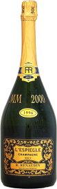 【マグナム瓶】 R.ルノーダン ブリュット レスピエグル ミレジム [1996]1500ml