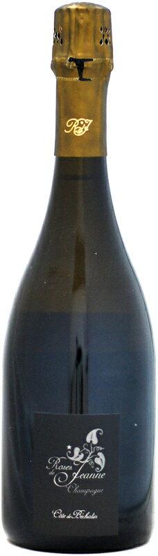 (2011) セドリック・ブシャール ローズ・ド・ジャンヌ コート・ド・ベシャラン ブラン・ド・ノワール 750ml