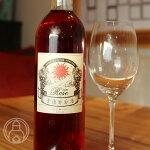 金徳葡萄酒ロゼ750ml【河内ワイン/大阪府】【クール便推奨】【日本ワイン】