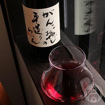 仲村ワイン がんこおやじの手造りわいん 720ml【仲村ワイン工房/大阪】【クール便推奨】【日本ワイン】