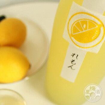 鶴梅〜れもん〜 1800ml 【平和酒造/和歌山県】