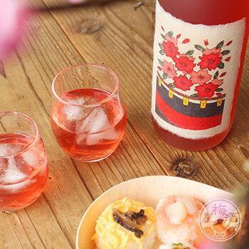 みよしのの桜梅酒 720ml【八木酒造/奈良県】【2/28より出荷開始】