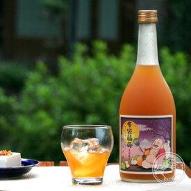 布袋福梅 720ml【河内ワイン/大阪府】