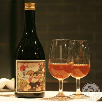 完熟エビス福梅 720ml【河内ワイン/大阪府】