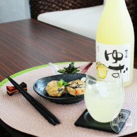 梅乃宿 ゆず 1800ml【梅乃宿酒造/奈良県】