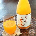あらごしみかん720ml【梅乃宿酒造/奈良】