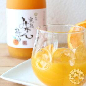 紀州 完熟みかん梅酒 1800ml【中野BC/和歌山県】