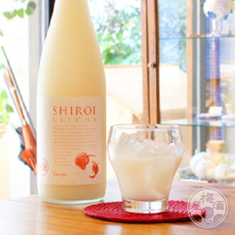 白色的荔枝kawaii SHIROI LITCHI 720ml