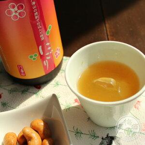 八海山の焼酎で仕込んだ梅酒 にごり 720ml【八海醸造/新潟県】
