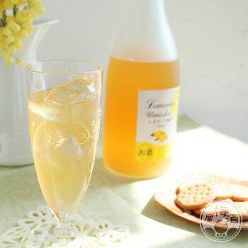 レモネード梅酒 1800ml【研醸/福岡県】