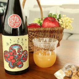 大信州樹一本みぞれりんごの梅酒 720ml【大信州酒造/長野県】...