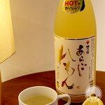 梅乃宿あらごしれもん720ml【梅乃宿酒造/奈良県】