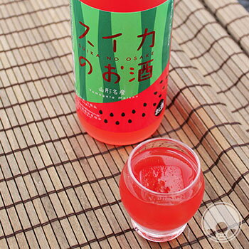 スイカのお酒 720ml【六歌仙/山形県】