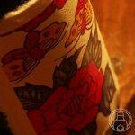 花札蒸留酒牡丹に蝶720ml【八木酒造/奈良県】【焼酎】