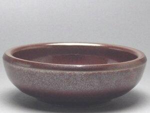 【B級品】柿赤 厚口小鉢(φ99) [普段使いの食器]