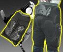 【各サイズ有】UMiNEKO ヒッププロテクター ケツパッド ケツパット 衝撃吸収PVC&EVA製シェルパンツ インナー 尻 腰 もも 等5点保護 メンズ レデ...