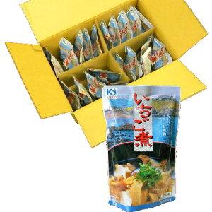いちご煮スープ1ケース20パック入り/お得なまとめ買い箱売り品■10P03Dec16■【送料無料】【smtb-TD】【tohoku】