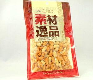 素材逸品 かき餅ピー(お米スナック)■10P03Dec16■