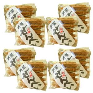 南部せんべい 豆(落花生ピーナッツ)10枚の8個セット 【工場直送】■10P03Dec16■【TH】