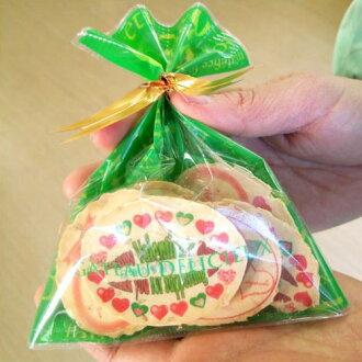 情人节礼物饼干 6 集 (没有火包装) (盐芝麻黄油饼干) ♦ 10P28Sep16 ♦