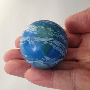 スーパーボール・アース(地球)1個