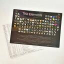 世界一美しい周期表下敷き(The Elements)日本語版