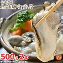 松島湾産 生牡蠣 むき身 生食用 1kg 送料無料 500g 2本 旬 の 牡蠣 カキ 生食 オイル漬け に! 海のミルク 亜鉛 タウ…
