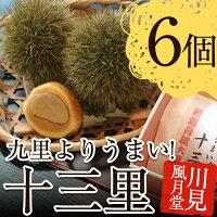 九里よりうまい十三里【川見風月堂】