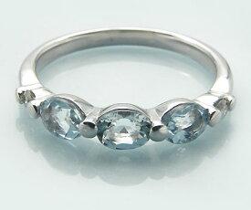 K18 アクアマリン ダイヤモンド リング 「desto」 指輪 18K 18金 ゴールド アクワマリン ダイアモンド 誕生日 3月誕生石 文字入れ 刻印 ピンキーリング対応可能 メッセージ ギフト 贈り物