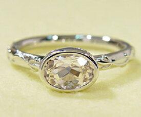 K18 クンツァイト リング 「brocca」 指輪 ゴールド 18K 18金 スクロール アラベスク 唐草 刻印 文字入れ メッセージ ギフト 贈り物 ピンキーリング対応可能