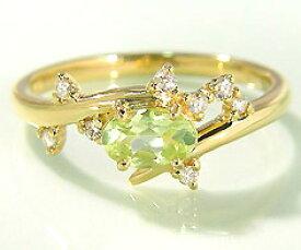 K18 クリソベリル ダイヤモンド リング 「spumare」送料無料 指輪 ゴールド 18K 18金 ダイアモンド 刻印 文字入れ メッセージ ギフト 贈り物 ピンキーリング対応可能