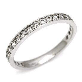 エタニティーリング ダイヤモンド 0.46カラット プラチナ900