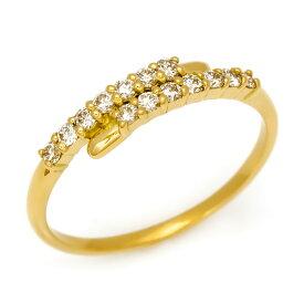 リング ダイヤモンド ゴールド K18