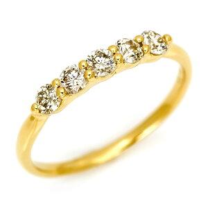 【OPEN17周年企画開催中】K18 ダイヤモンド リング 「clarita」送料無料 指輪 ダイアモンド ストレート ファランジ 18K 18金 ゴールド 誕生日 4月誕生石 記念日 ピンキーリング対応可能 ギフト包装 贈り物